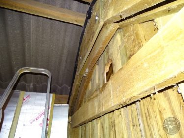 Barn Owl Internal Provision Inside Barn