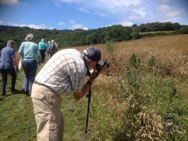 LLP Walk Axe Valley Group Walk July 2014
