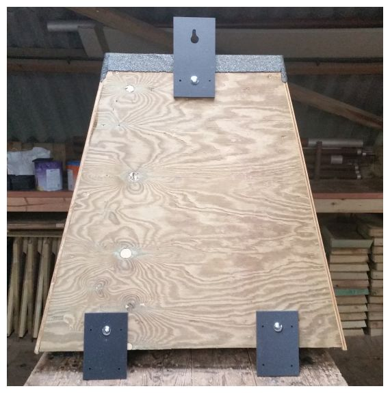 Barn Owl box for trees - Outdoor Nestbox direct from the ...