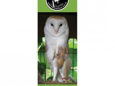 Barn Owl Trust Bookmark Tom