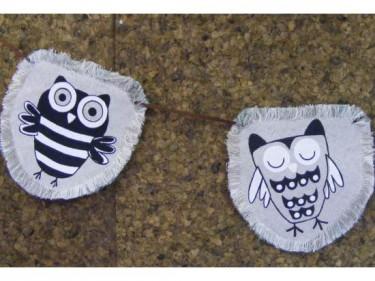 Barn Owl Trust Cloth Bunting 3 And 4