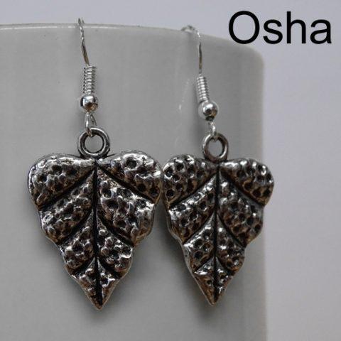 Barn Owl Trust Earring Osha