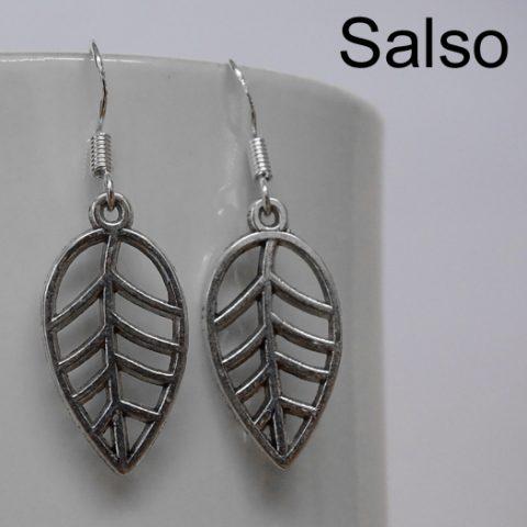 Barn Owl Trust Earring Salso