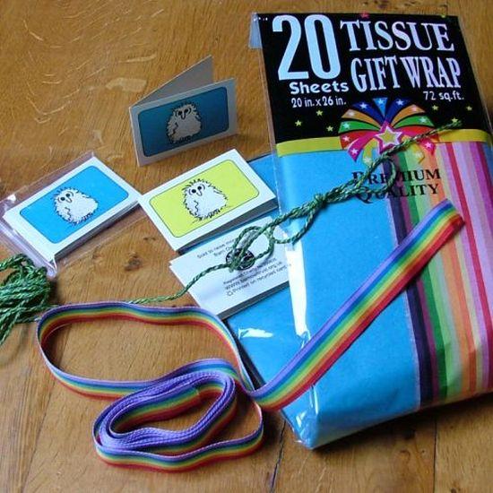 Barn Owl Trust Gift Wrap Pack