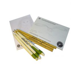 Barn Owl Trust Home Office Stationery Set