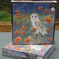 Barn Owl Trust Jigsaw Puzzle