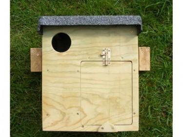 Barn Owl Trust Little Owl Nest Box