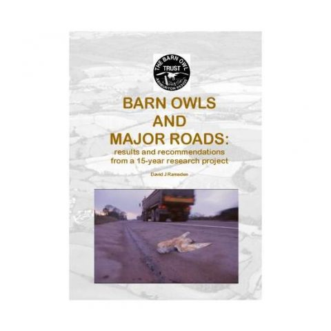 Barn Owl Trust Major Roads Report