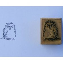 Barn Owl Trust Owlet Stamp And Impression