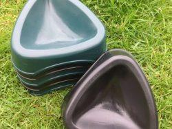Barn Owl Trust Recycled Dog Bowls