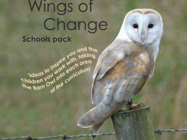 Barn Owl Trust Schools Pack Cd Cover
