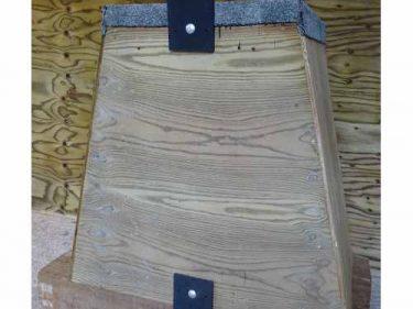 Barn Owl Trust Tree Box Back Fixing