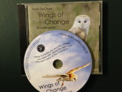 Barn Owl Trust Wings Of Change Schools Pack CD