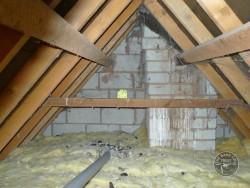 Barn Owl Loft Partition Construction 02