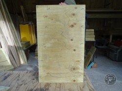 Barn Owl Tree Nestbox Construction 04