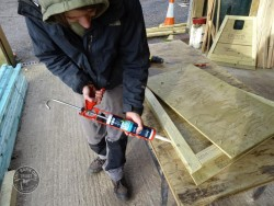 Barn Owl Tree Nestbox Construction 07