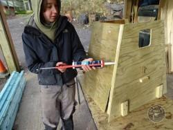 Barn Owl Tree Nestbox Construction 11