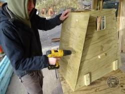 Barn Owl Tree Nestbox Construction 14