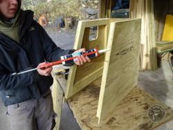 Barn Owl Tree Nestbox Construction 15