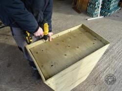Barn Owl Tree Nestbox Construction 19
