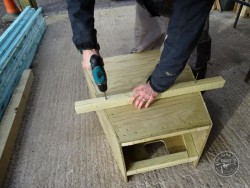 Barn Owl Tree Nestbox Construction 22