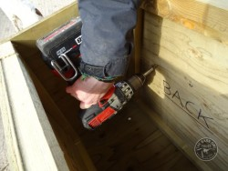 Barn Owl Tree Nestbox Construction 25