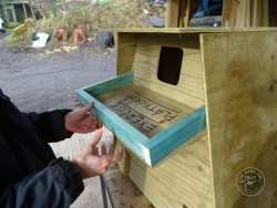 Barn Owl Tree Nestbox Construction 28