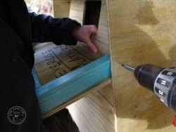 Barn Owl Tree Nestbox Construction 29