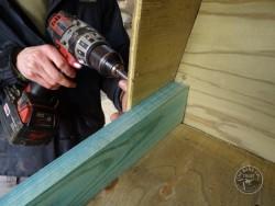 Barn Owl Tree Nestbox Construction 30