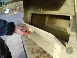 Barn Owl Tree Nestbox Construction 32