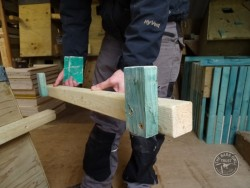 Barn Owl Tree Nestbox Construction 38