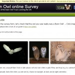 Barn Owl Survey Identification Guide Screenshot
