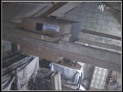 Barn owl webcam Barncam Screenshot 2nd February 2015