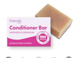 Conditioner Bar Lavendar & Geranium