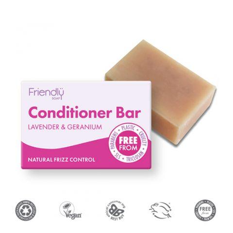 Conditioner Bar Lavendar & Geranium
