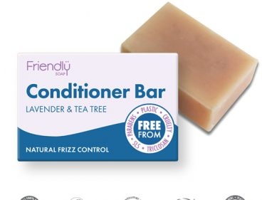Conditioner Bar Lavender & Tea Tree