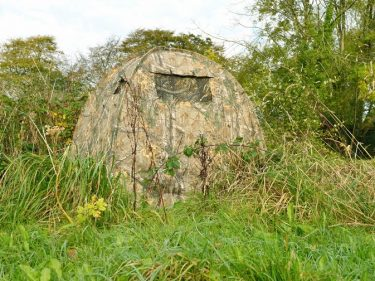 Wildlife Hide Dome Tent