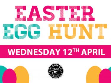 Easter Egg Hunt Title