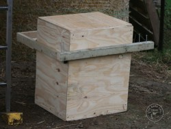 Indoor Barn Owl Nestbox Erection 28