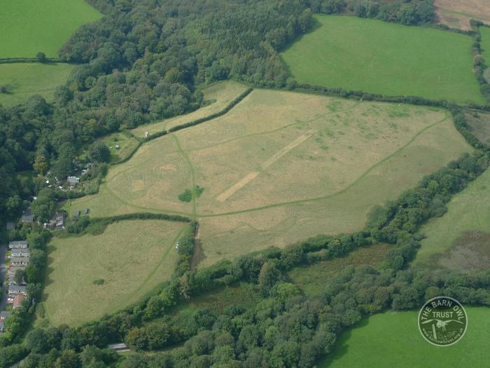 LLP Nettles Aerial view