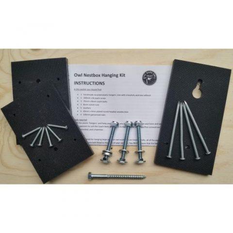 Nestbox Hanging Kit Layout