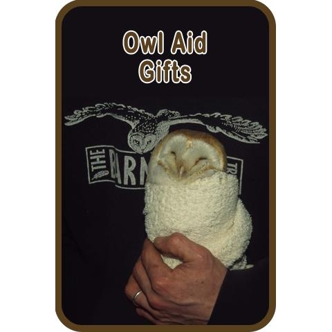Owl Aid gifts