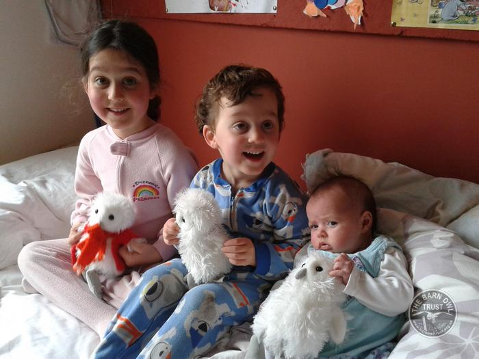 Owlets And Children (1)
