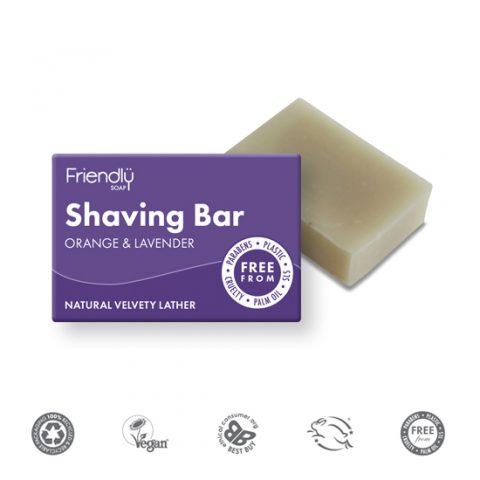 Shave Bar Orng & Lav