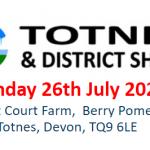 Totnes Show 2020