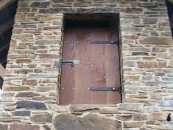 Wildlife Tower Features Provisions Upper Door