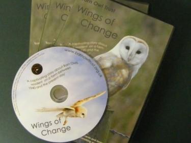 Wings Of Change DVD Disc