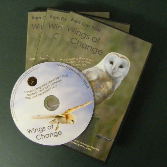 Wings Of Change DVD Disc