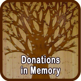 Donations In Memory