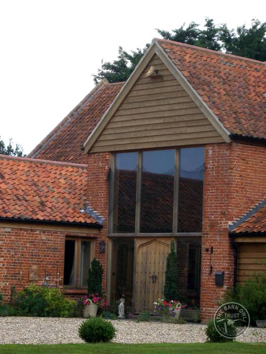Building Projects Barn Owl Conversion Provision
